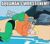 Poor Aquaman