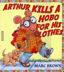 I don t remember this Arthur book